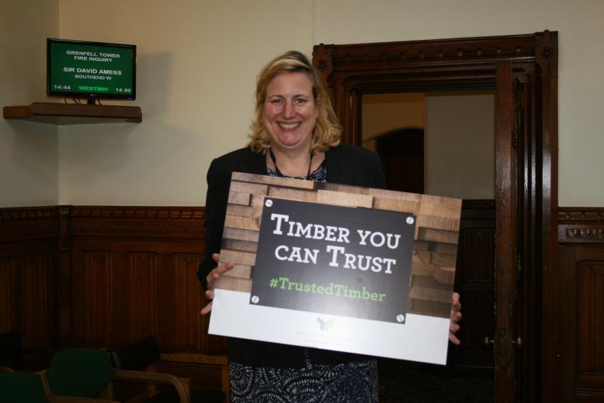 Antoinette Sandbach MP